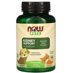 Now Foods, 寵物,貓狗腎臟支持,4.2 盎司(119 克)