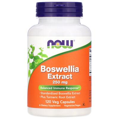Экстракт босвеллии, 250 мг, 120 растительных капсул стоимость