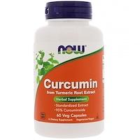 Куркумин, 60растительных капсул - фото