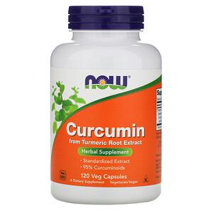 Now Foods, Curcumin, 120 Veg Capsules отзывы покупателей