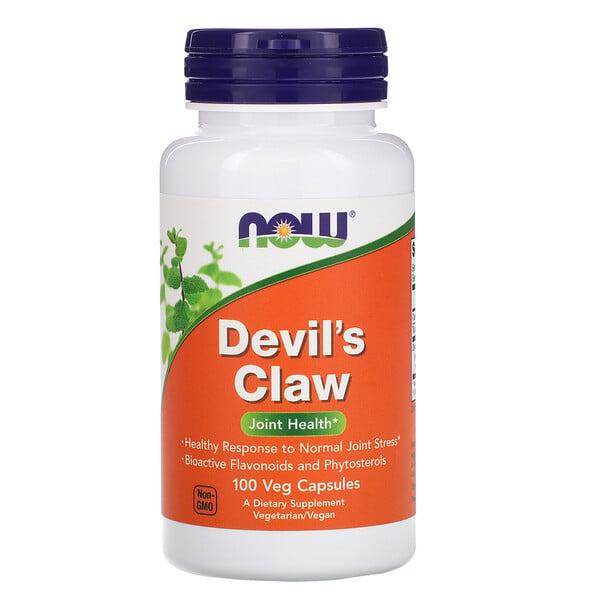 Devil's Claw, 100 Capsules