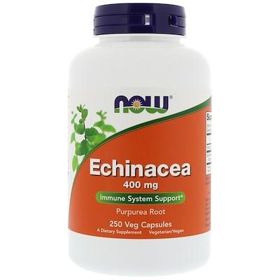 Echinacea, 400 мг, 250 растительных капсул бета глюканы с immunenhancer дополнительная сила 250 мг 60 растительных капсул