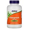 Now Foods, Fenugreek, 500 mg, 250 Veg Capsules