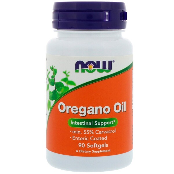 Oregano Oil, 90 Softgels