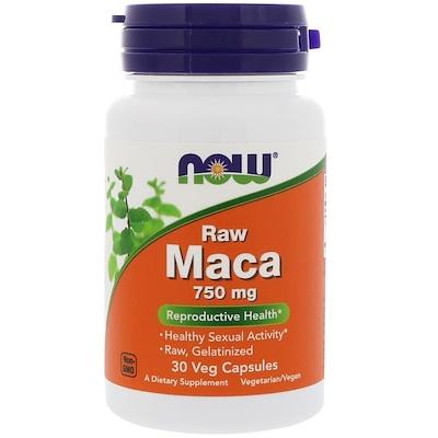 Необработанная мака, 750 мг, 30 вегетарианских капсул strontium caps стронций в капсулах минерал для здоровья костей 750 мг 90 вегетарианских капсул