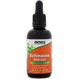 Now Foods, Echinacea Extract, 2 fl oz (60 ml)