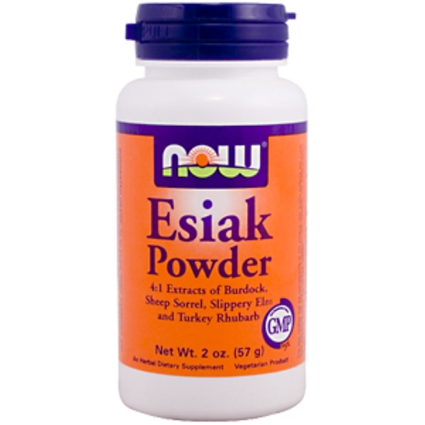 Now Foods, Esiak Powder, 2 oz (57 g) (Discontinued Item)