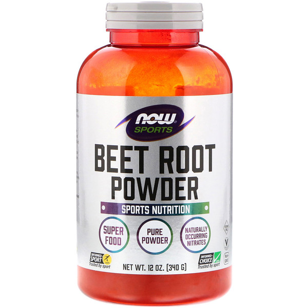 :Now Foods, Sports, Beet Root Powder, 12 oz (340 g)