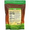 Now Foods, Real Food، شرائح زنجبيل عضوي متبلورة، 12 أونصة (340 جم)