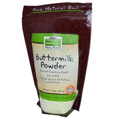 Купить Натуральные продукты, порошок пахты, 14 жидких унций (397 г)