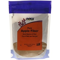 Now Foods, 순수 사과 섬유소, 12 oz(340 g)