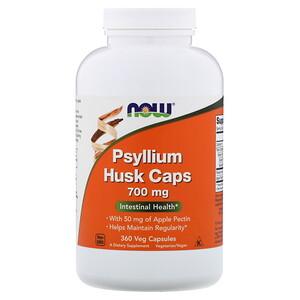 Now Foods, Psyllium Husk Caps, 700 mg , 360 Veg Capsules