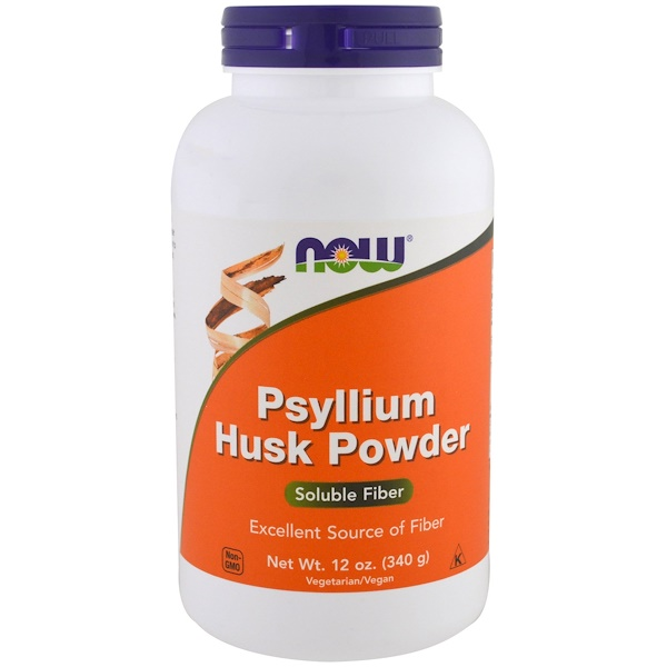 Psyllium Husk Powder, 12 oz (340 g)