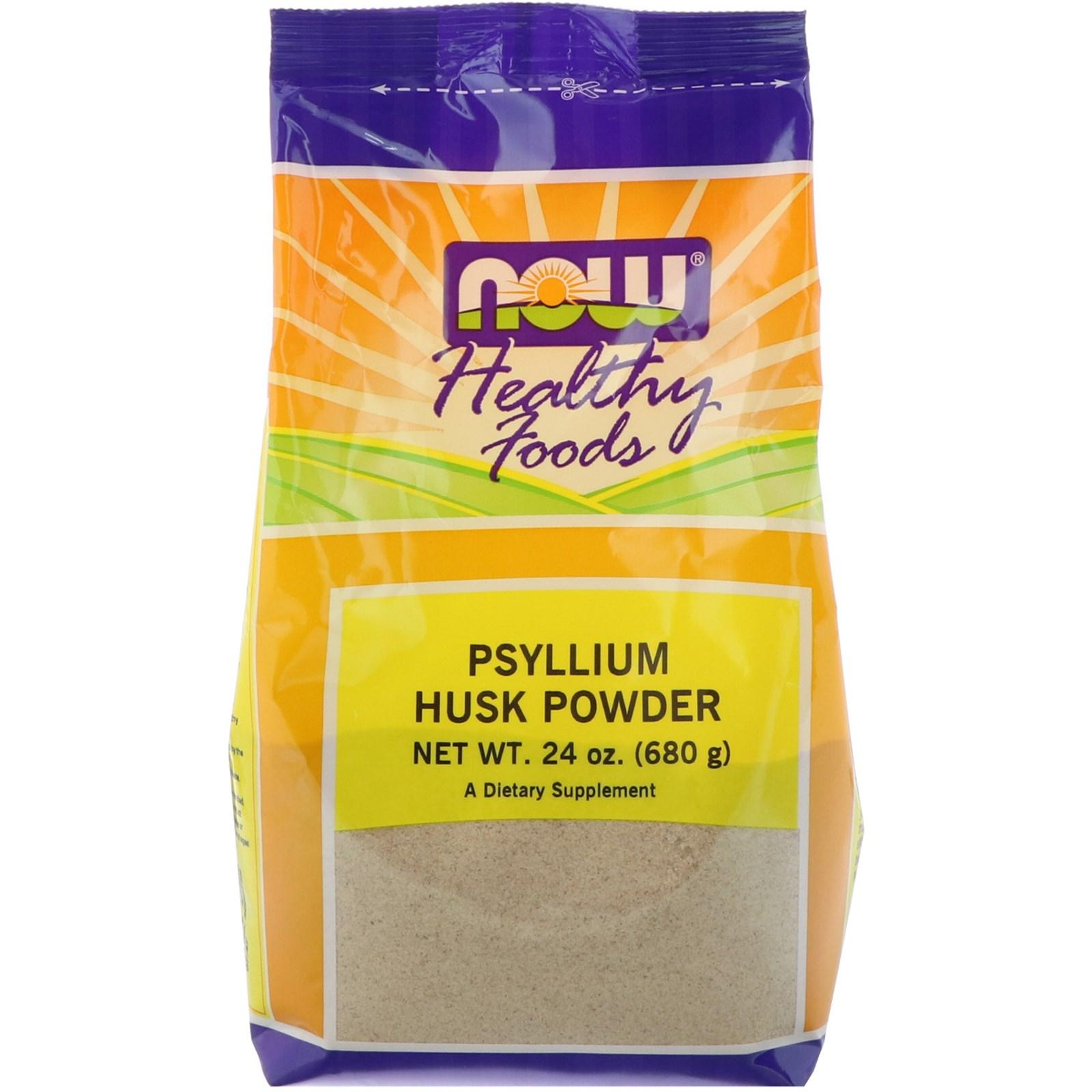 How to take psyllium husk powder
