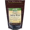 Now Foods, Real Food, Organic, Wild Rice, 8 oz (227 g)