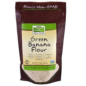 Now Foods, Green Banana Flour, 14 oz (397 g) отзывы