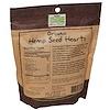 Now Foods, Real Food, Organic, Hemp Seed Hearts, 8 oz (227 g)