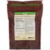 Now Foods, オーガニックテクスチャード大豆タンパク質, 顆粒, 8 oz (227 g)