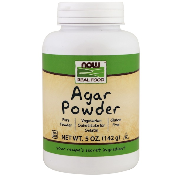 Now Foods, Agar Powder, 5 oz (142 g)