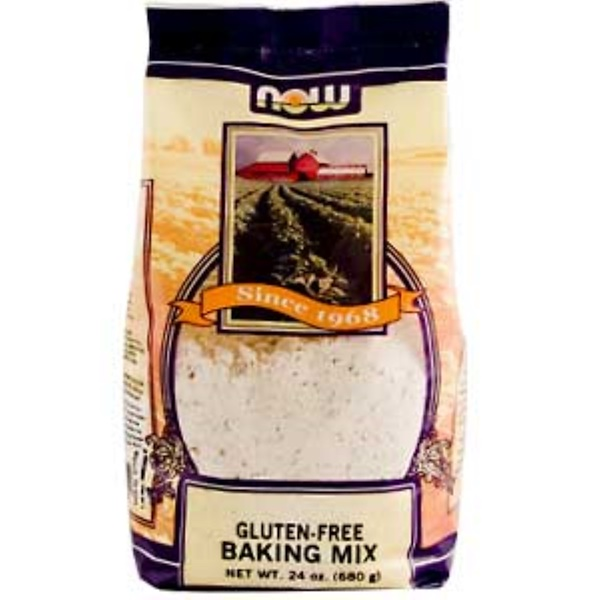 Now Foods, Baking Mix, Gluten Free, 24 oz (680 g) (Discontinued Item)