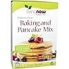 Now Foods, Gluten-Free Baking and Pancake Mix, 17 oz (482 g) (Discontinued Item)