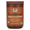 Now Foods, Real Food(リアルフード)、Cocoa Lovers(ココアラバーズ)、オーガニックココアパウダー、340g(12オンス)
