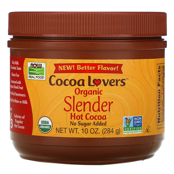 Slender Hot Cocoa, 10 oz (284 g)