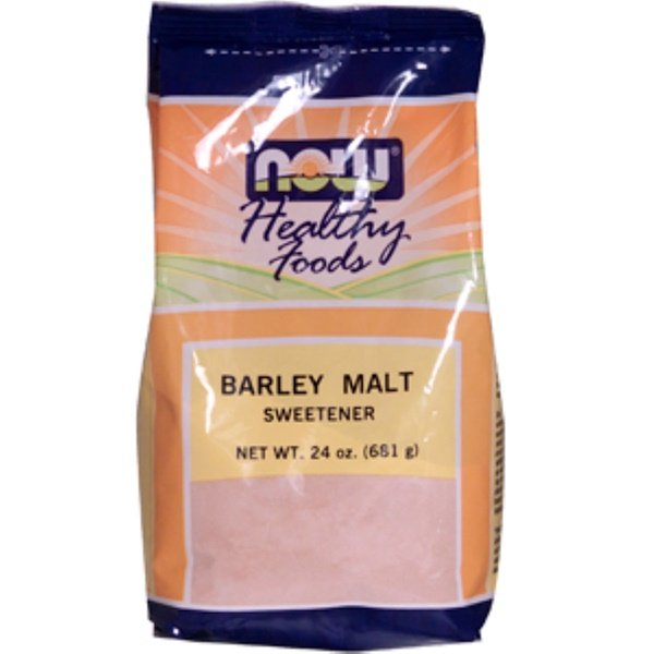 Now Foods, Barley Malt, Sweetener, 24 oz (681 g) (Discontinued Item)