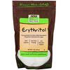 Now Foods, Real Food، إريثريتول، 1 رطل (454 جم)
