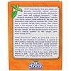 Now Foods, Better Stevia, Zero Calorie Sweetener, Original, 45 Packets, 1 g Each