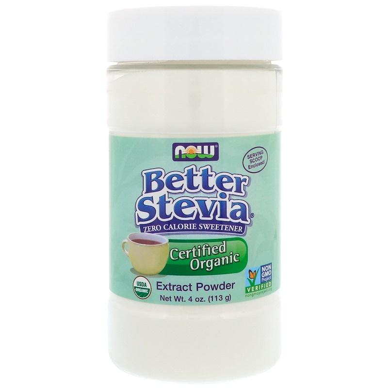 Better Stevia, Organic Extract Powder, 4 oz (113 g)