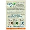 Now Foods, BetterStevia, Zero Calorie Sweetener, Original, 100 Packets, 3.5 oz (100 g)
