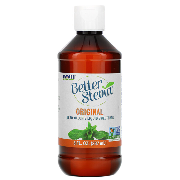 BetterStevia, Original, Extracto Líquido, 8 onzas (237 ml)