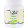 Now Foods, Better Stevia, Organic Extract Powder, 1 lb (454 g)