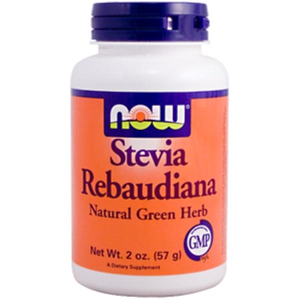 Now Foods, Stevia Rebaudiana, 2 oz (57 g) (Discontinued Item)