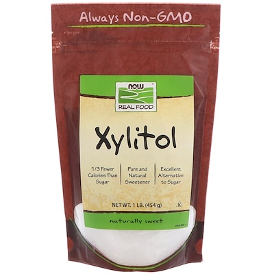 Real Food, Ксилитол, 1 фунт (454 г) trixie шлейка trixie soft шлейка для собак xxs–xs 28–40 см 15 мм красная