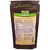 Now Foods, リアルフード、 オーガニックブラジルナッツ、 無塩、 10オンス (284 g)
