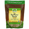 Now Foods, Real Food, Raw Sunflower Seeds, Unsalted, 16 oz (454 g)