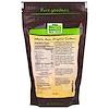 Now Foods, Real Food Organic، كامل، كاجو خام، غير مملح، 10 أونصة (284 غ)