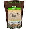 Now Foods, Raw Walnuts, Unsalted, 12 oz (340 g)
