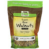 Now Foods, Real Food, Organic Raw Walnuts, Unsalted, 12 oz (340 g)