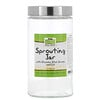 Now Foods, Sprouting Jar, 1/2 Gallon
