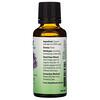 Now Foods, Organic Essential Oils, Lavender, ätherische Öle in Bio-Qualität, Lavendel, 30ml (1fl. oz.)