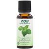 Organic Essential Oils, Patchouli, 1 fl oz (30 ml)