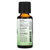 Now Foods, Aceites esenciales orgánicos, pachuli, 30ml (1oz.líq.)