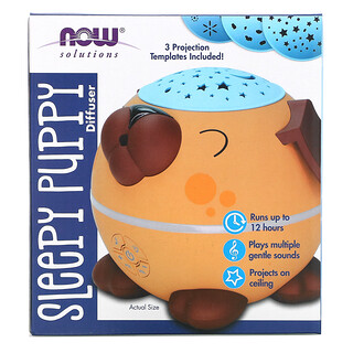 Now Foods, Solutions, Sleepy Puppy Diffuser, 1 Diffuser