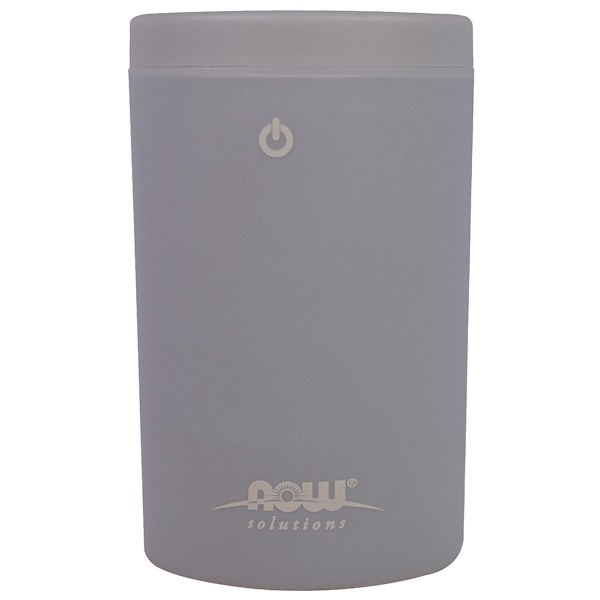 Now Foods, Solutions, Portable USB Ultrasonic Oil Diffuser, 1 Diffuser
