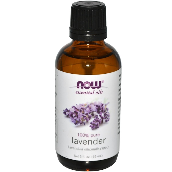 Now Foods, Essential Oils, Lavender, 2 fl oz (59 ml)