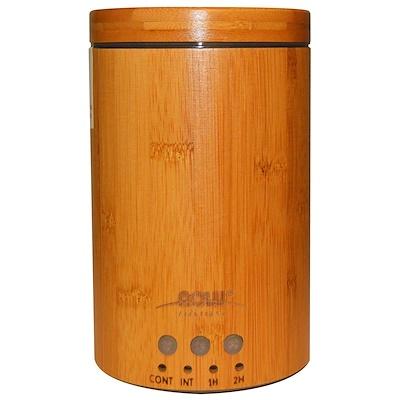 Купить Solutions, ультразвуковой диффузор масла из натурального бамбука, 1 диффузор