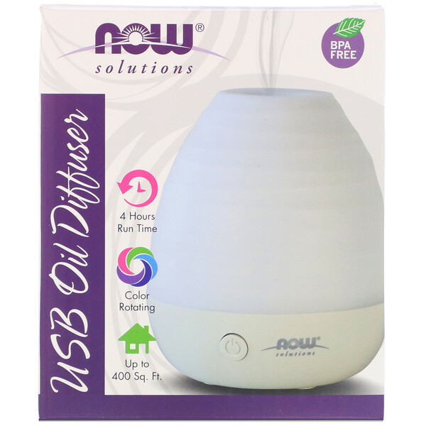 Solutions, USB Oil Diffuser, 1 Diffuser